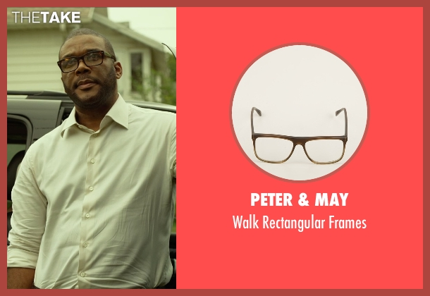 Peter & May brown frames from Gone Girl seen with Tyler Perry (Tanner Bolt)