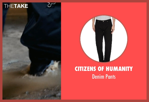 Citizens Of Humanity black pants from Fast Five seen with Tyrese Gibson (Roman Pearce)