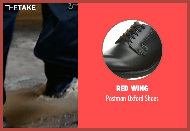 Red Wing black shoes from Fast Five seen with Tyrese Gibson (Roman Pearce)