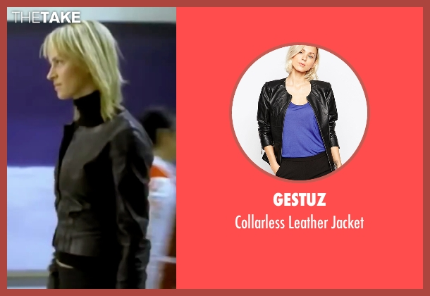 Gestuz black jacket from Kill Bill: Vol. 1 seen with Uma Thurman (The Bride)