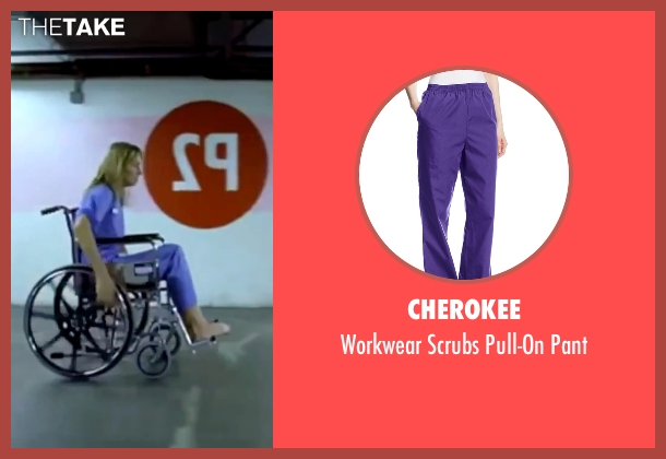 Cherokee purple pant from Kill Bill: Vol. 1 seen with Uma Thurman (The Bride)