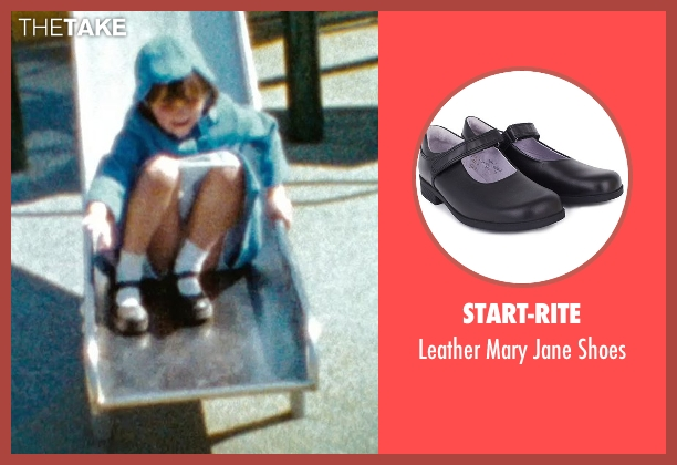 Start-rite black shoes from (500) Days of Summer seen with Unknown Actor (Young Summer)