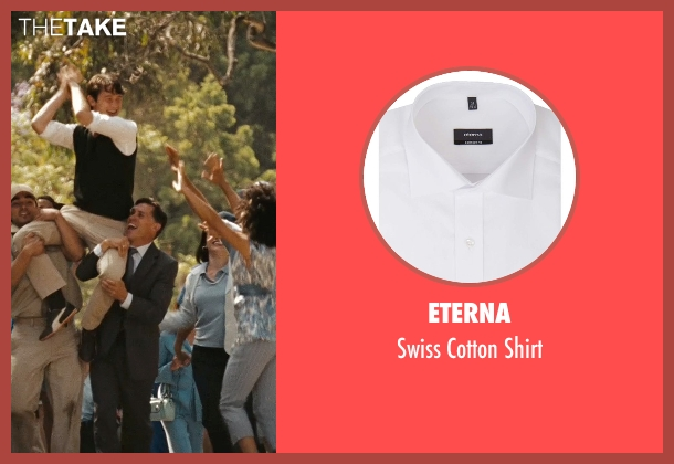 Eterna white shirt from (500) Days of Summer seen with Unknown Actor (Unknown Character)