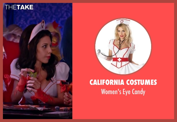 California Costumes candy from About Last Night seen with Unknown Actor (Unknown Character)