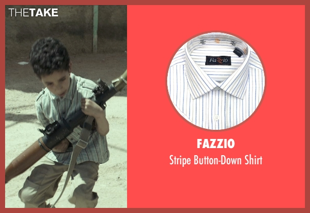 Fazzio shirt from American Sniper seen with Unknown Actor (Unknown Character)