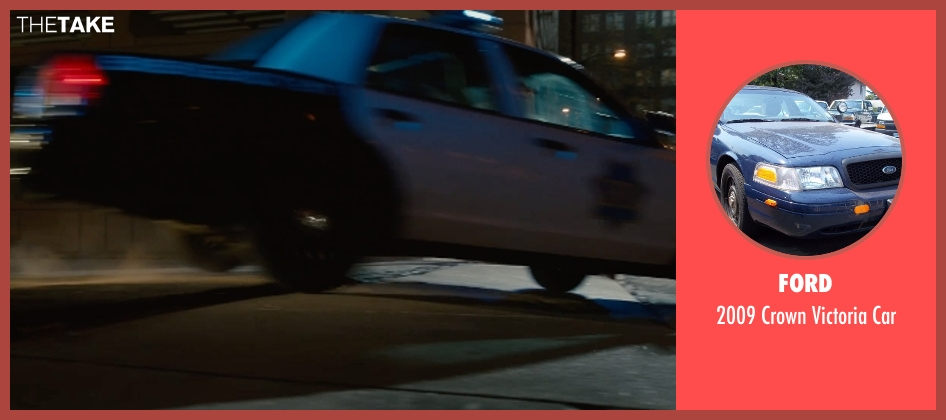 Ford car from Ant-Man seen with Unknown Actor (Unknown Character)