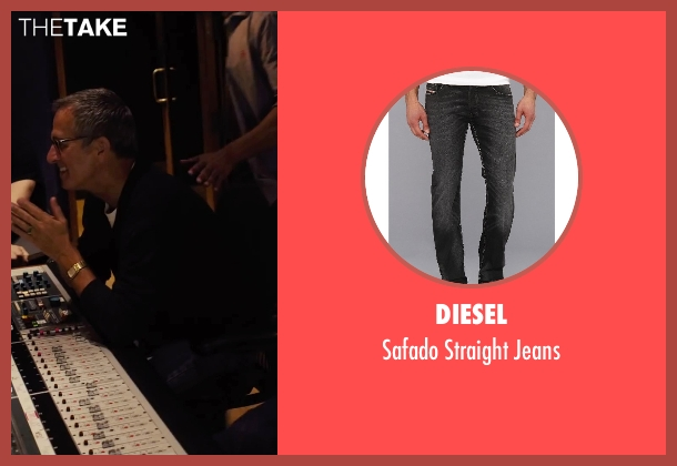 Diesel black jeans from Begin Again seen with Unknown Actor (Unknown Character)