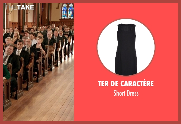 Ter De Caractère black dress from Black or White seen with Unknown Actor (Unknown Character)