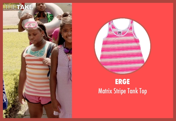 Erge pink top from Black or White seen with Unknown Actor (Unknown Character)