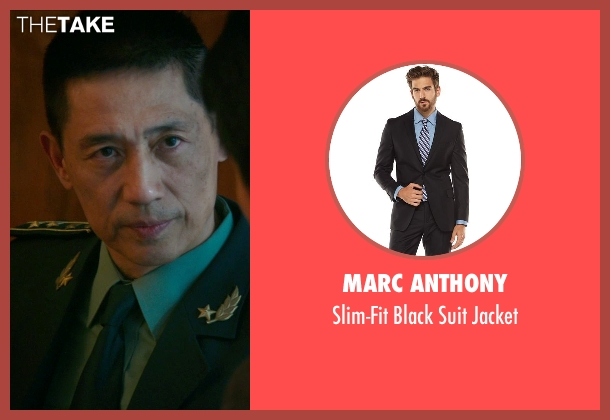 Marc Anthony black jacket from Blackhat seen with Unknown Actor (Unknown Character)