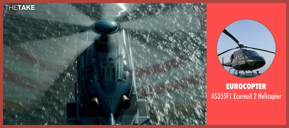 Eurocopter helicopter from Blackhat seen with Unknown Actor (Unknown Character)