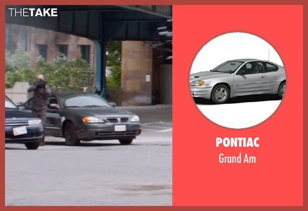 Pontiac am from Captain America: The Winter Soldier seen with Unknown Actor (Unknown Character)