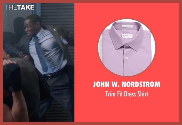 John W. Nordstrom shirt from Captain America: The Winter Soldier seen with Unknown Actor (Unknown Character)