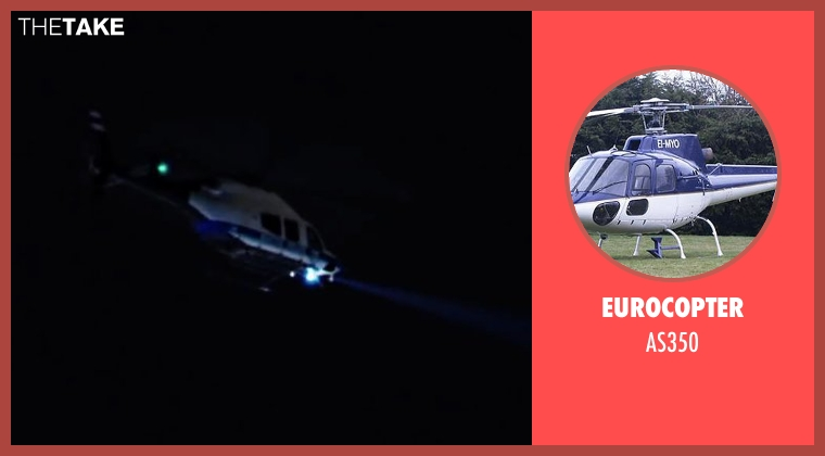 Eurocopter as350 from Chronicle seen with Unknown Actor (Unknown Character)