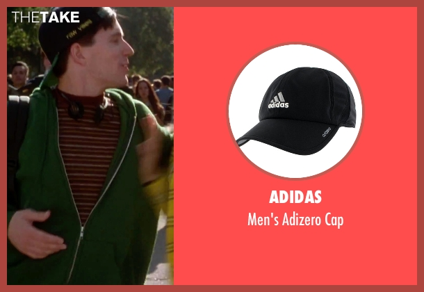 Adidas black cap from Clueless seen with Unknown Actor (Unknown Character)