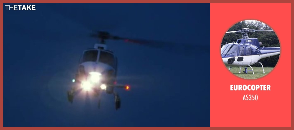 Eurocopter as350 from Contraband seen with Unknown Actor (Unknown Character)