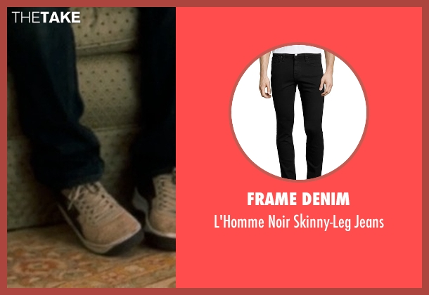 Frame Denim black jeans from Crazy, Stupid, Love. seen with Unknown Actor (Unknown Character)