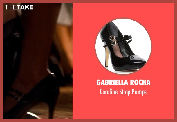 Gabriella Rocha black pumps from Crazy, Stupid, Love. seen with Unknown Actor (Unknown Character)