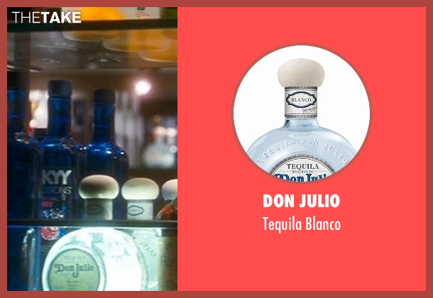 Don Julio blanco from Crazy, Stupid, Love. seen with Unknown Actor (Unknown Character)