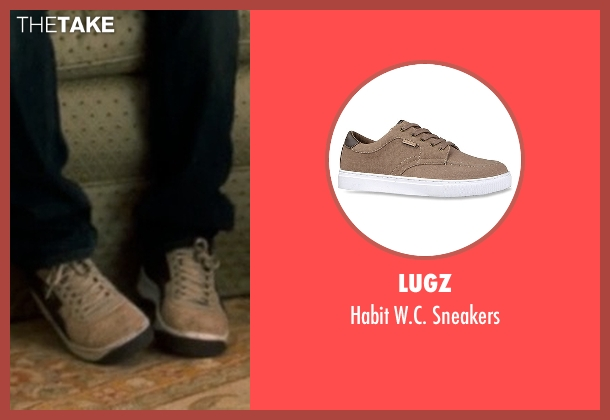 Lugz brown sneakers from Crazy, Stupid, Love. seen with Unknown Actor (Unknown Character)