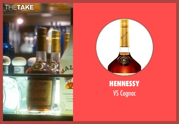 Hennessy cognac from Crazy, Stupid, Love. seen with Unknown Actor (Unknown Character)