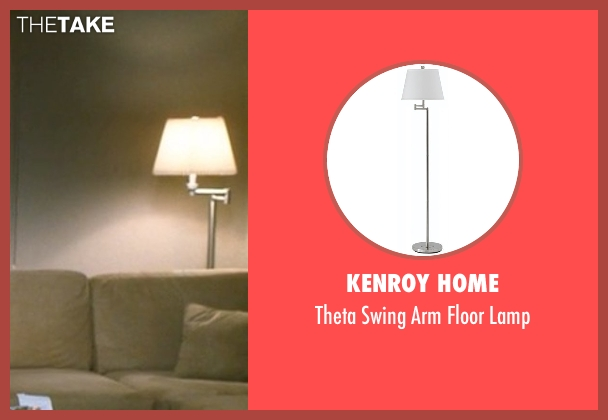 Kenroy Home lamp from Crazy, Stupid, Love. seen with Unknown Actor (Unknown Character)