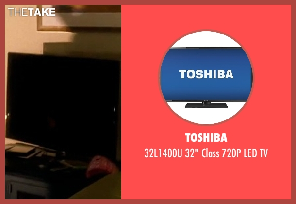 Toshiba tv from Crazy, Stupid, Love. seen with Unknown Actor (Unknown Character)