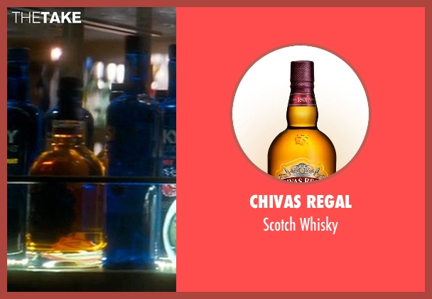 Chivas Regal whisky from Crazy, Stupid, Love. seen with Unknown Actor (Unknown Character)