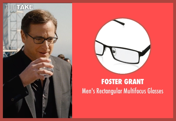 Foster Grant black glasses from Entourage seen with Unknown Actor (Unknown Character)