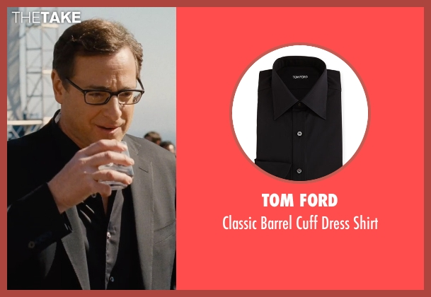 Tom Ford black shirt from Entourage seen with Unknown Actor (Unknown Character)