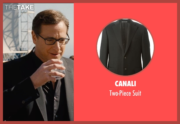 Canali black suit from Entourage seen with Unknown Actor (Unknown Character)