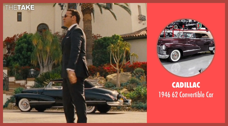 Cadillac car from Entourage seen with Unknown Actor (Unknown Character)