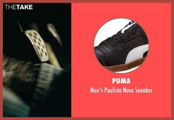 Puma black sneaker from Fast Five seen with Unknown Actor (Unknown Character)