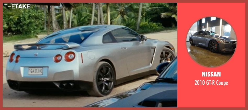 Nissan coupe from Fast Five seen with Unknown Actor (Unknown Character)