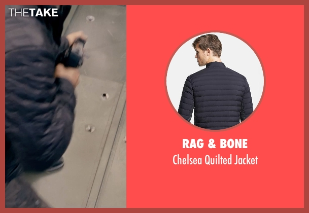 Rag & Bone black jacket from Fast & Furious 6 seen with Unknown Actor (Unknown Character)