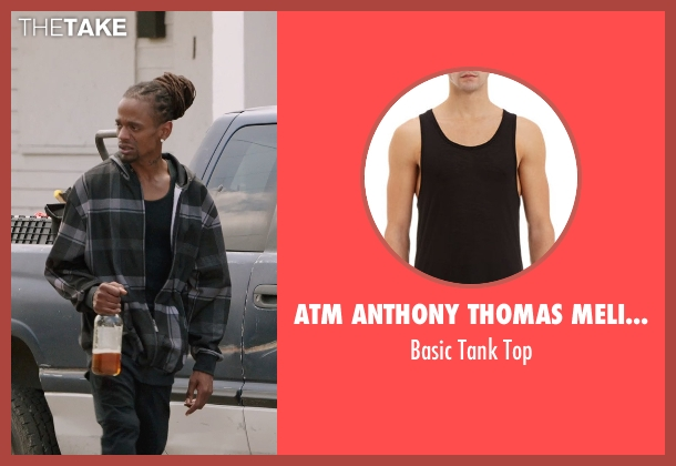 ATM Anthony Thomas Melillo black top from Get Hard seen with Unknown Actor (Unknown Character)
