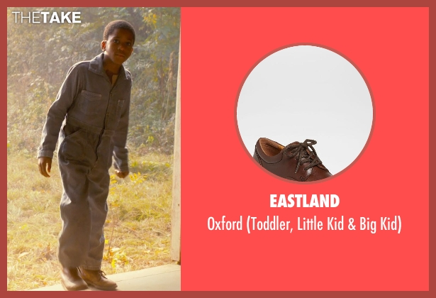 Eastland brown oxford from Get On Up seen with Unknown Actor (Unknown Character)