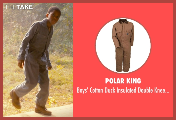 Polar King coveralls from Get On Up seen with Unknown Actor (Unknown Character)