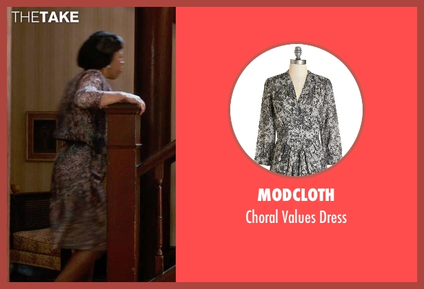 Modcloth dress from Get On Up seen with Unknown Actor (Unknown Character)