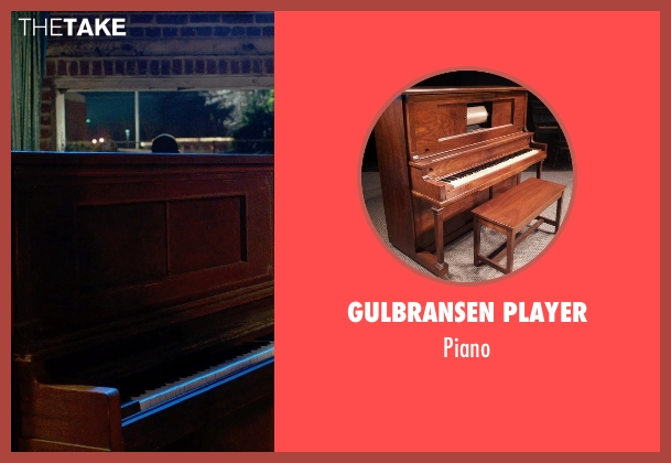 Gulbransen Player piano from Get On Up seen with Unknown Actor (Unknown Character)