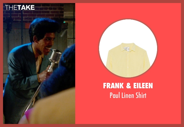 Frank & Eileen yellow shirt from Get On Up seen with Unknown Actor (Unknown Character)