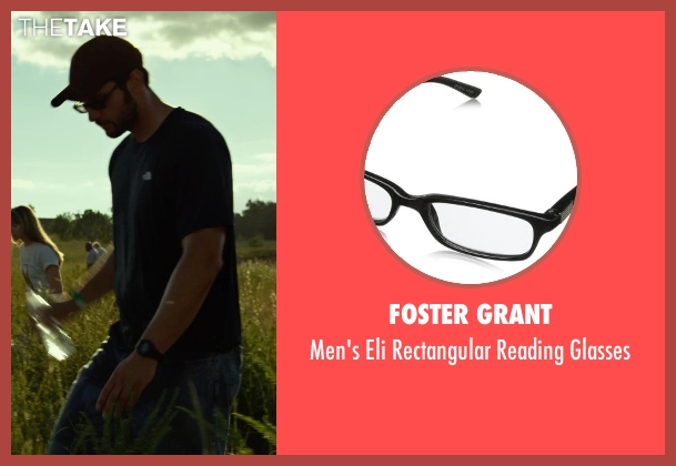 Foster Grant black glasses from Gone Girl seen with Unknown Actor (Unknown Character)