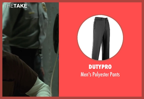 DutyPro black pants from Horrible Bosses 2 seen with Unknown Actor (Unknown Character)