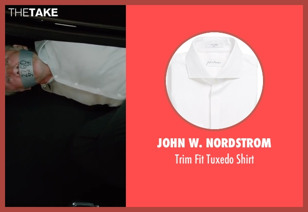 John W. Nordstrom white shirt from Horrible Bosses 2 seen with Unknown Actor (Unknown Character)