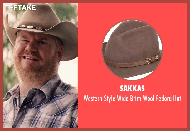 Sakkas brown hat from Hot Pursuit seen with Unknown Actor (Unknown Character)