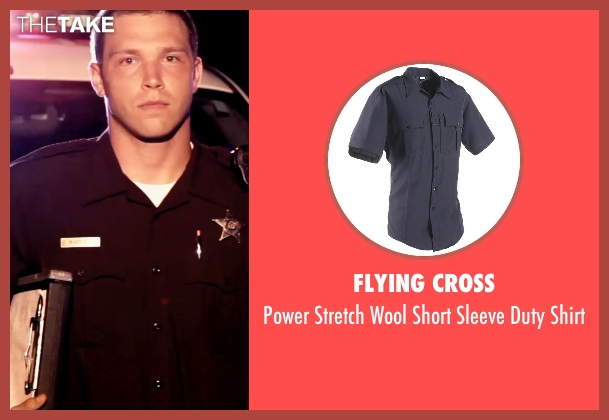 Flying Cross shirt from Hot Pursuit seen with Unknown Actor (Unknown Character)