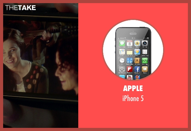 Apple 5 from If I Stay seen with Unknown Actor (Unknown Character)
