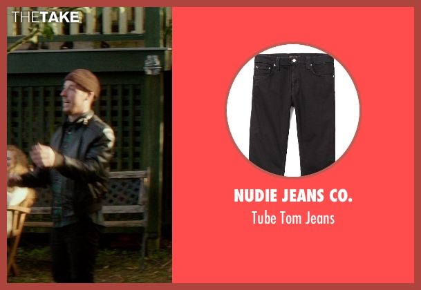 Nudie Jeans Co. black jeans from If I Stay seen with Unknown Actor (Unknown Character)