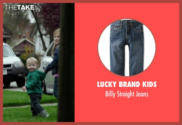 Lucky Brand Kids blue jeans from If I Stay seen with Unknown Actor (Unknown Character)