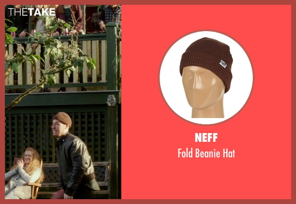 Neff brown hat from If I Stay seen with Unknown Actor (Unknown Character)